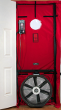 Blower door Minneapolis Extratech