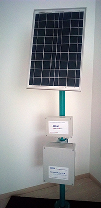 WLM - Water Level Monitor, monitoring system to water level